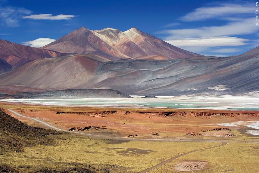Des glaciers de Patagonie au désert d'Atacama
