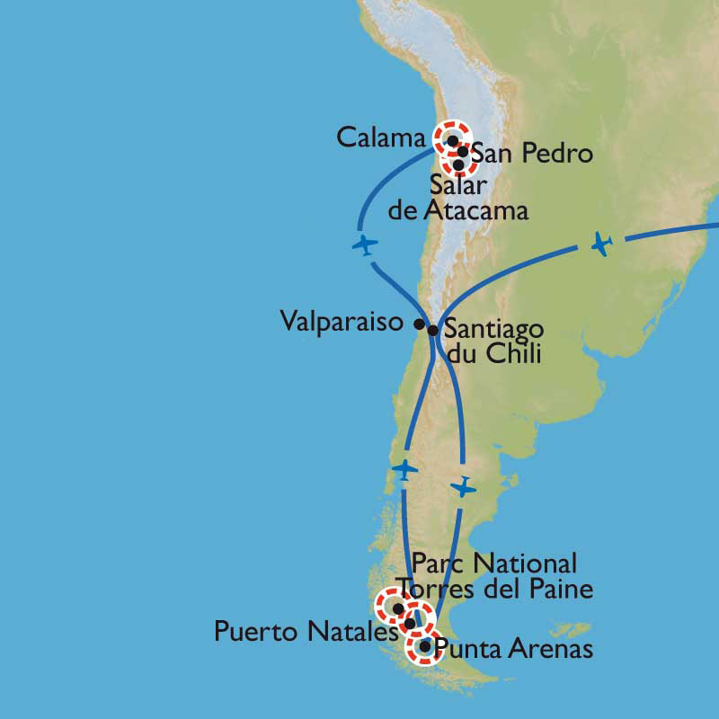 Randonn 233 E Patagonie Argentine Et Chili