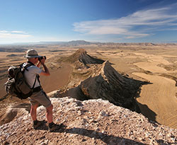 Randonnée en Espagne : BARDENAS REALES le charme du désert