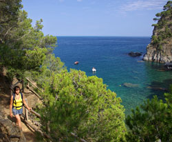Randonnée en Espagne : COSTA BRAVA, le paradis insoupçonné