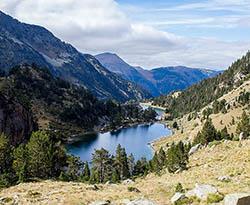 Randonnée en Espagne : Le tour des Encantats, Parc National d'Aigües-Tortes