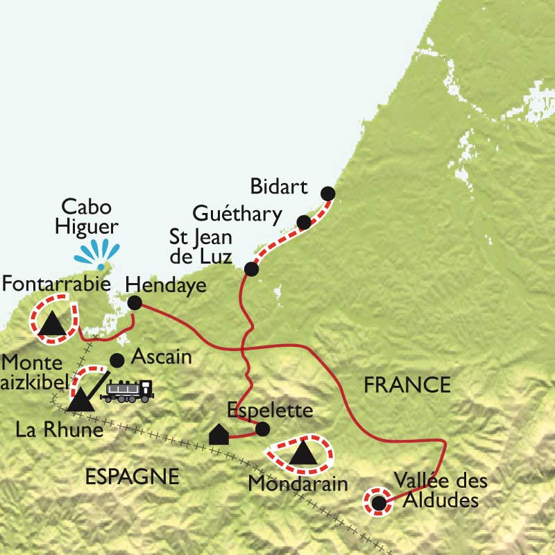 Pays Basque Espagnol Hotel De Charme