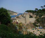 Randonnée en Espagne : FESTIVAL DE CALELLA, danses, musiques et chansons en Costa Brava