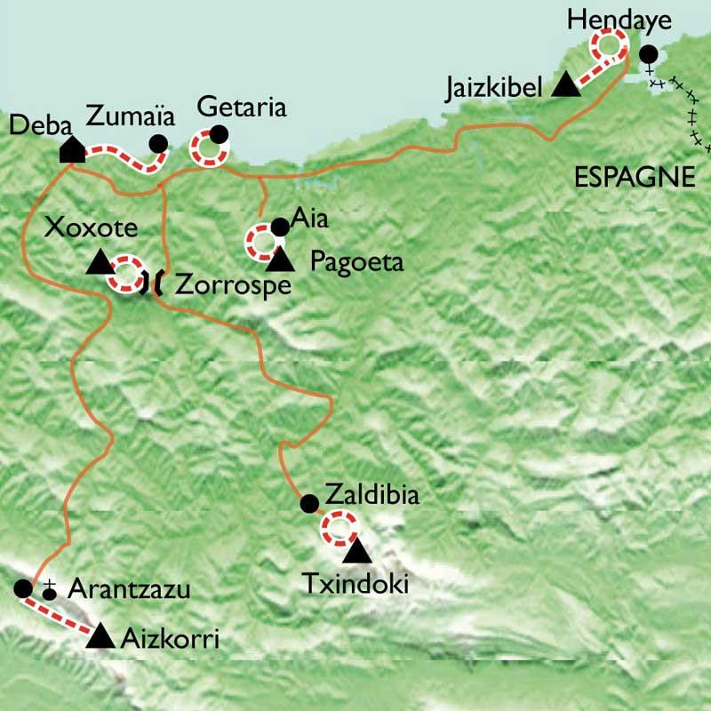 Rencontres pays basque