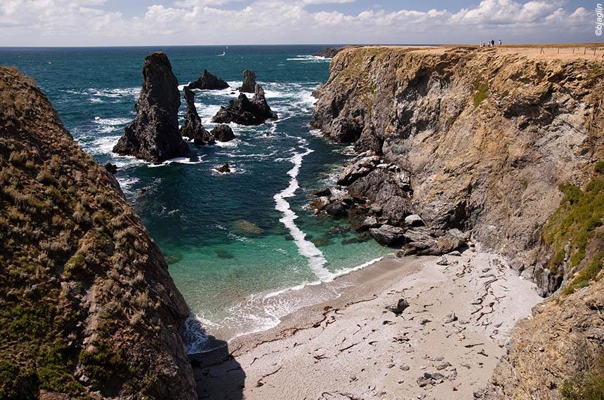 Randonn e belle le en mer - Office du tourisme de belle ile en mer ...