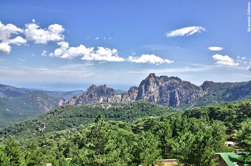 Bavella, multiactivités en montagne Corse