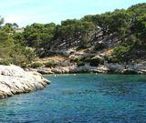 Randonnée en France : Nouvel An méditerranéen, côte bleue et Ile de Frioul