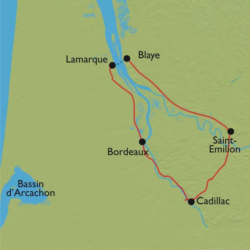 Bordeaux 224 V 233 Lo Vignobles