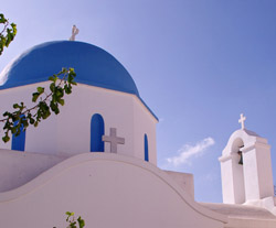 Randonnée en Grèce : LES CYCLADES - Santorin, Amorgos et Naxos