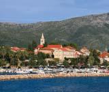 Randonnée en Croatie : Les îles et la Côte Dalmate