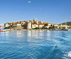 Randonnée en Croatie : Ile de Vis, Split et parc Biokovo.