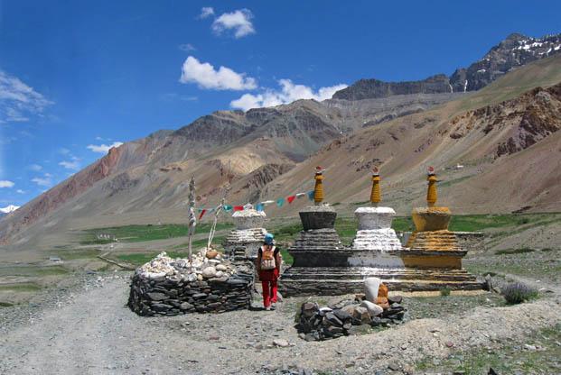 En suivant le fleuve Zanskar, de Padum à Manali