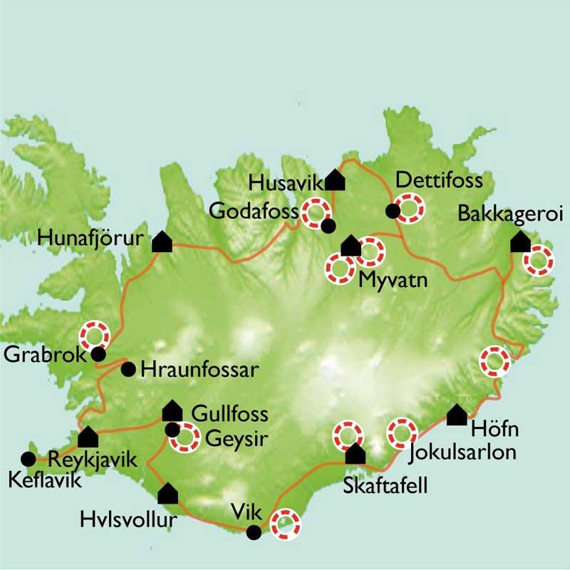 Offres Voyages En Islande