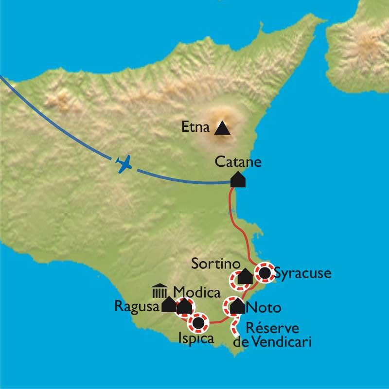 Randonn 233 E Syracuse Sicile