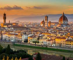 Randonnée en Italie : TOSCANE châteaux et vignobles du Chianti