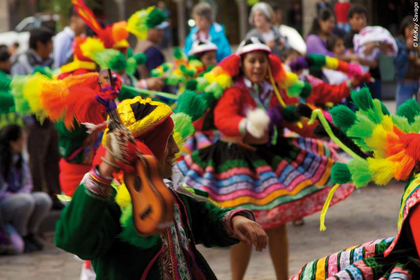 Immersions et rencontres péruviennes