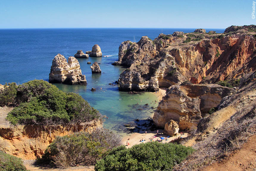 L'Algarve, proue de l'Europe