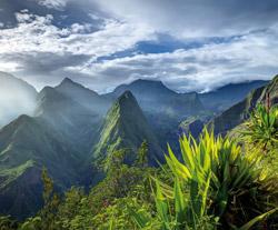 Randonnée à La Réunion : Cirques et volcans