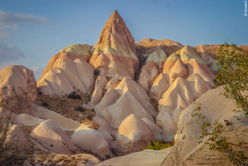 Cappadoce, Taurus et Istanbul