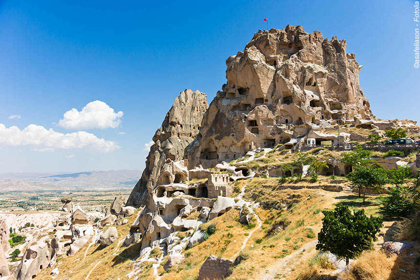 Cappadoce, le royaume des Fées