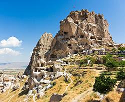 Randonnée en Turquie : Cappadoce, le royaume des Fées