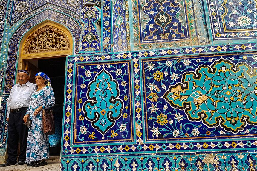 Ouzbékistan - Tadjikistan, sentiers oubliés du Pamir et Route légendaire de Samarkand
