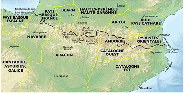 Les vallées et massifs des Pyrénées | La Balaguère