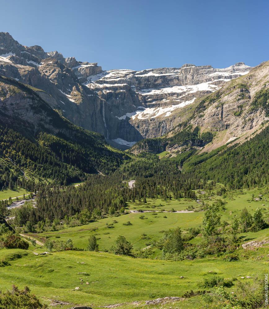 Paysages des Pyrénées - Jacques Jolfre