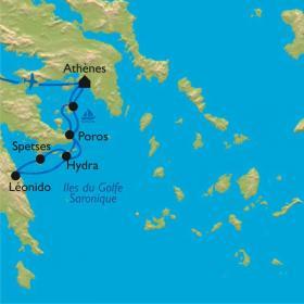 Carte Rando/bateau, au gré du vent