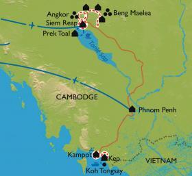 Carte Vous n'avez pas Angkor tout vu !