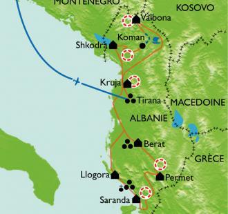 Carte Le dernier secret de la Méditerranée