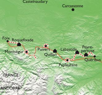 Carte L'essentiel des Citadelles du Vertige