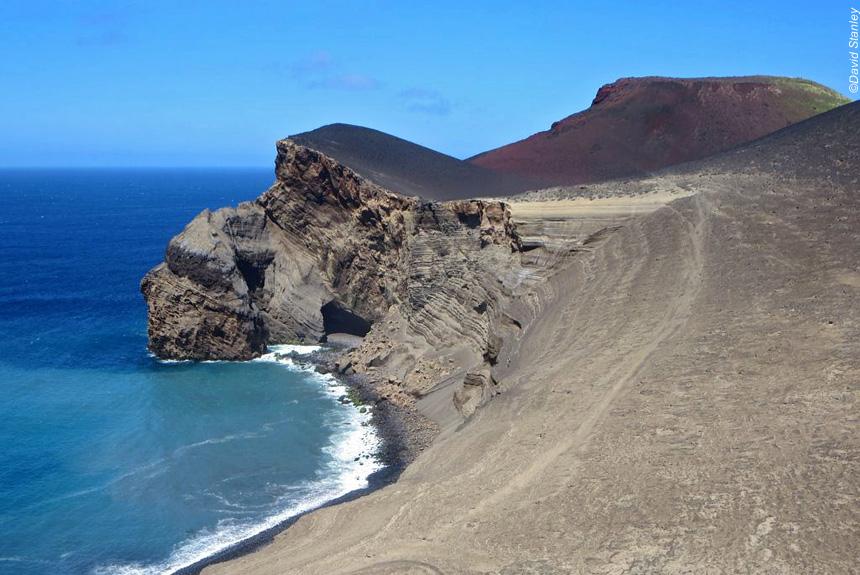 Voyage à pied Portugal : Açores, sur la route des navigateurs
