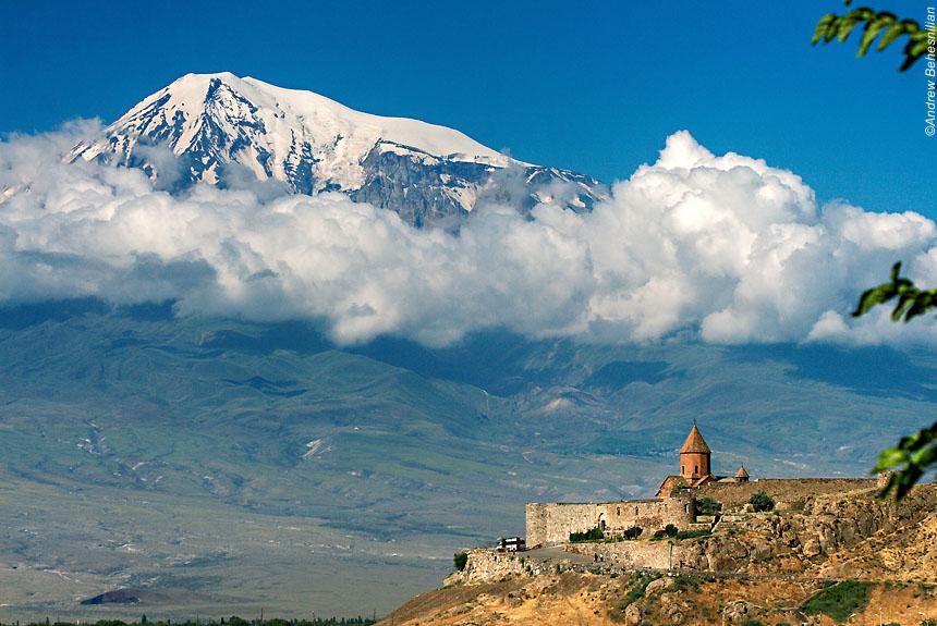 Voyage à pied : De l\'Ararat au Caucase