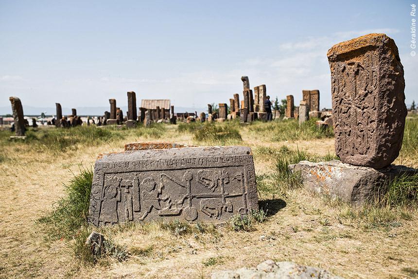 Voyage à pied Arménie : Panorama Arménien