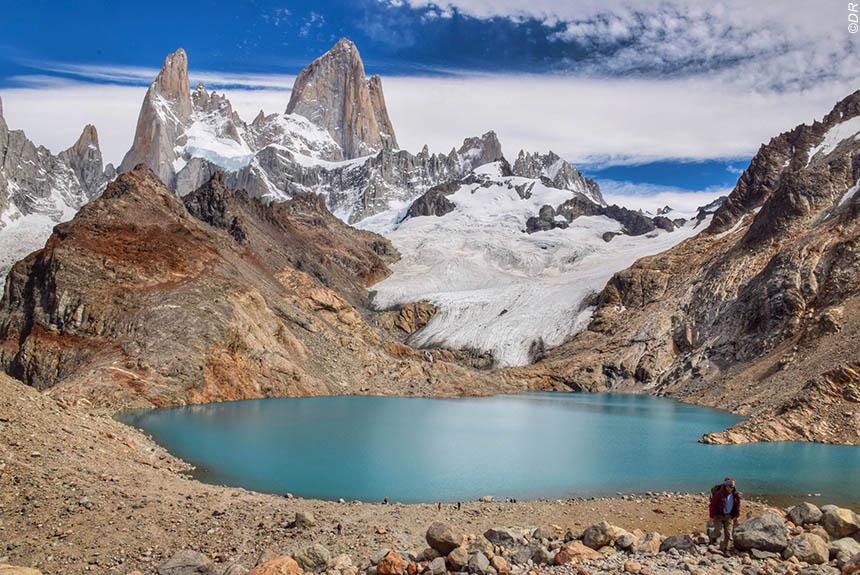 Voyage à pied Argentine : Andes de Patagonie