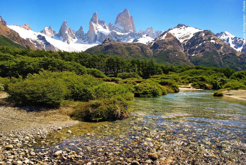 Voyage à pied Argentine : Patagonie, aux confins de la terre
