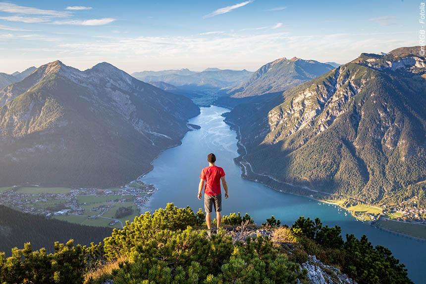 Voyage à pied : Le Tyrol enchanteur