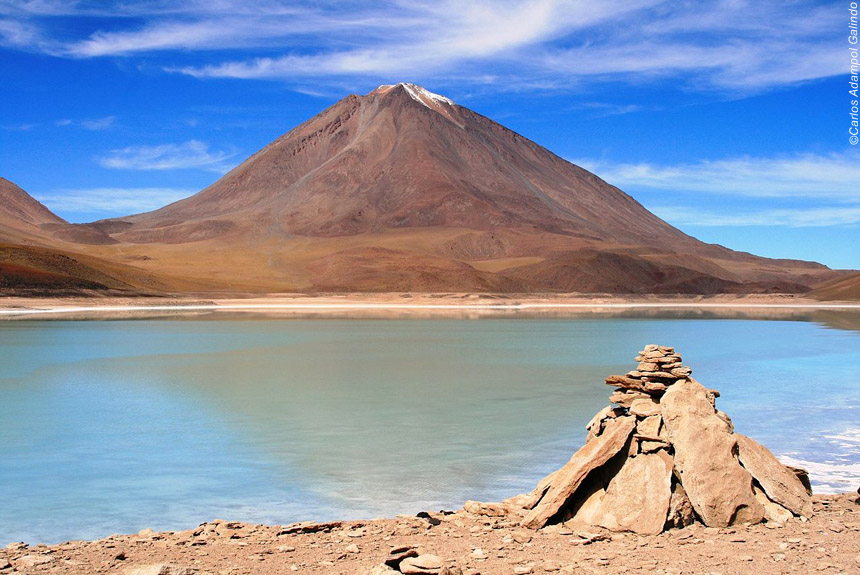 Voyage à pied : La grande traversée de la Bolivie