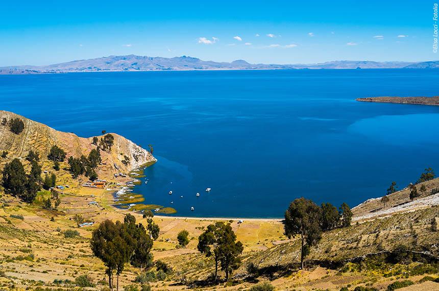 Voyage à pied Bolivie : De la Paz au lac Titicaca