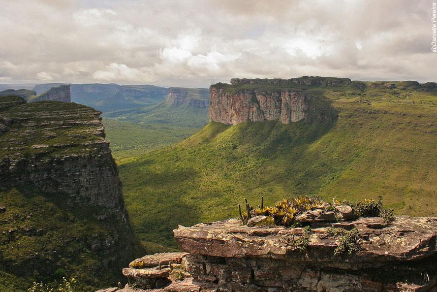 Voyage à pied : De la Chapada Diamantina à l\'île Boipeba