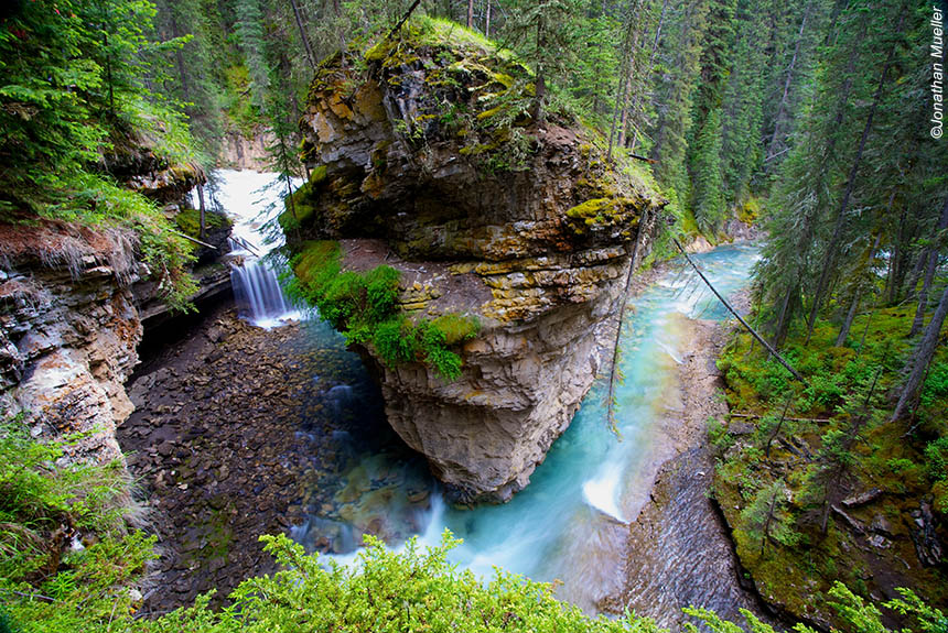 Image Les Rocheuses, joyau de l'ouest canadien