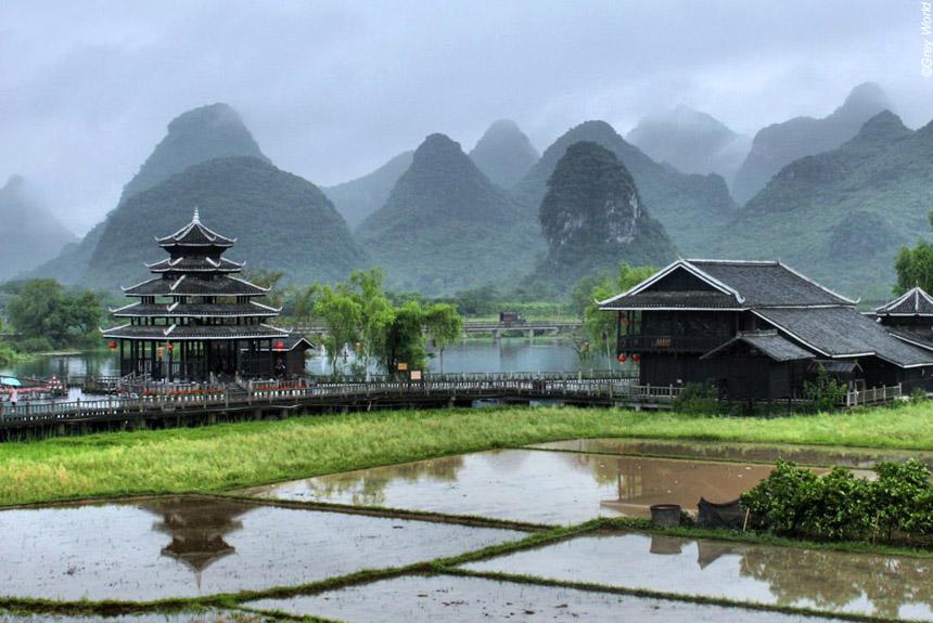 Voyage à pied : De la Grande Muraille à Guilin