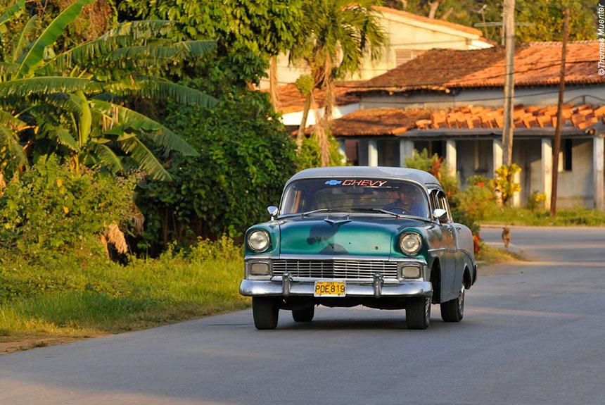 Voyage à pied Cuba : De Trinidad à Viñales