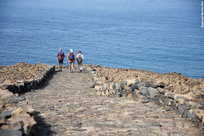 Voyage à pied Cap-Vert : Santo Antao en douceur