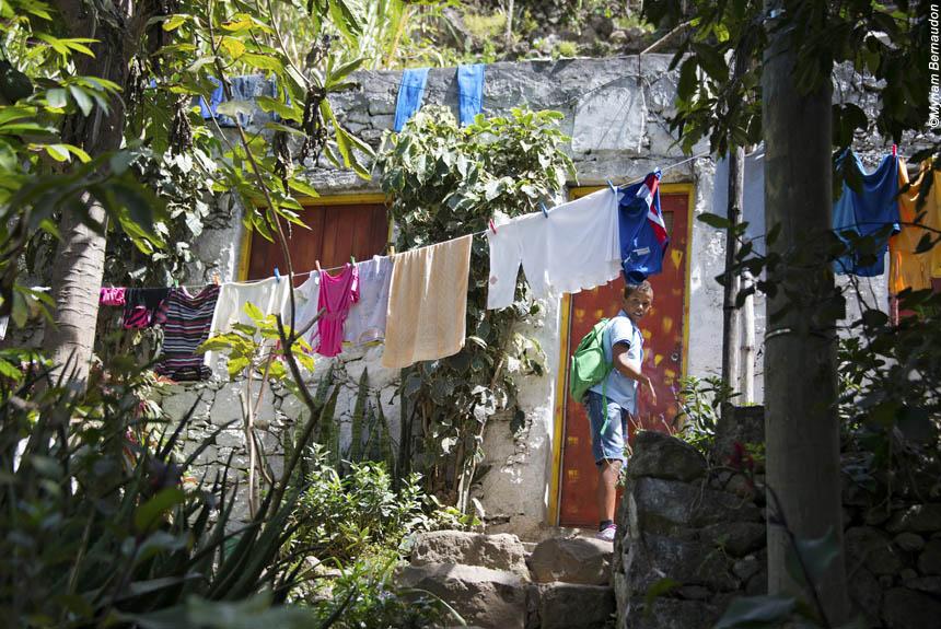 Image La grande traversée de Santo Antao