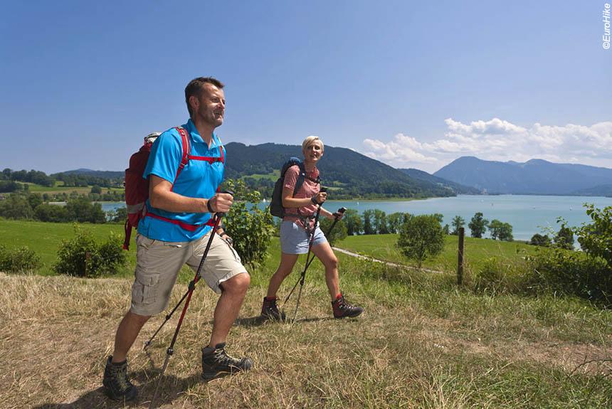 Voyage à pied : Les Alpes Bavaroises