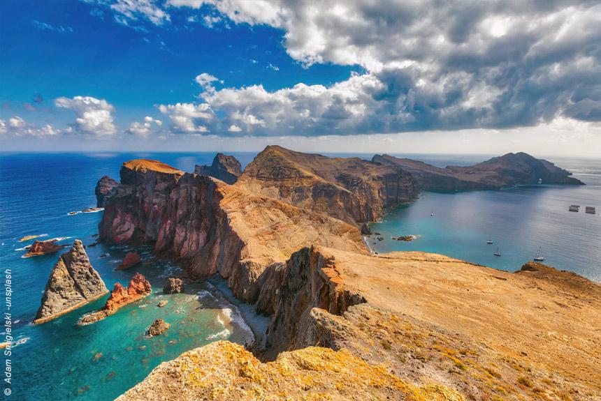 Voyage à pied : A la découverte de l\'île aux fleurs