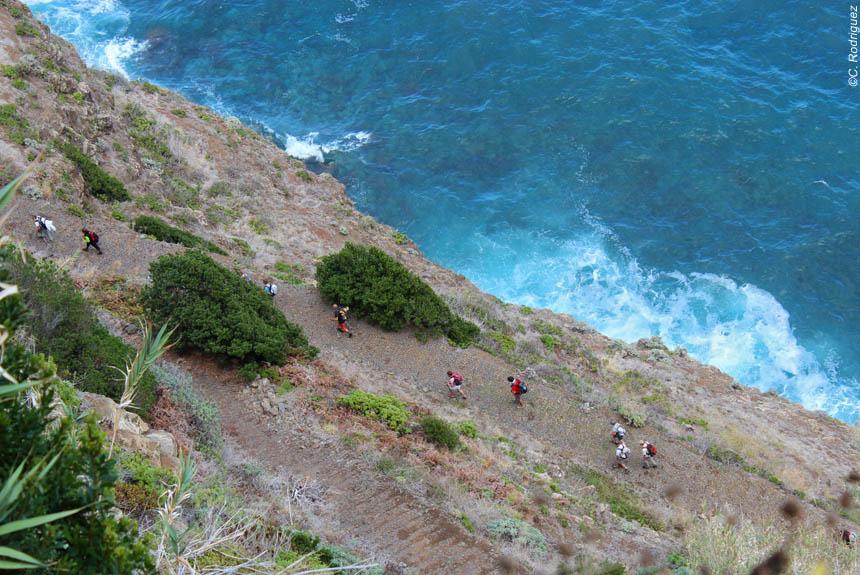Voyage à pied Portugal : Le Jardin de l\'Atlantique