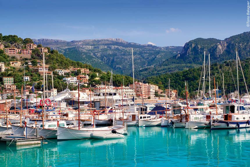 Voyage à pied Espagne : Balades mallorquines à Soller